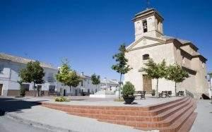 Parroquia Santo Cristo de la Salud (Nivar)