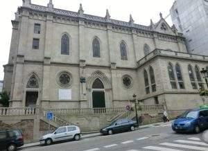 Parroquia Santuario de María Auxiliadora (Salesianos) (Vigo)