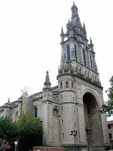 Parroquia Santuario de Nuestra Señora de Begoña (Bilbao)