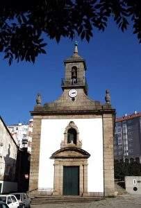 Parroquia Santuario de Nuestra Señora de las Angustias (Ferrol)