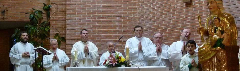 parroquia virgen del cortijo madrid