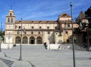 Parroquia y Real Santuario de Santa María de la Victoria y la Merced (Málaga)