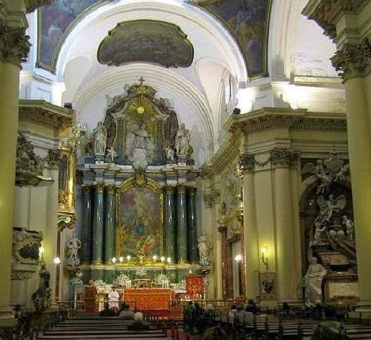 primer monasterio de la visitacion salesas madrid