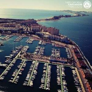 Puerto Playa (Tomás Maestre) (La Manga del Mar Menor)
