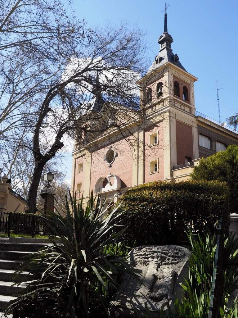 real basilica de nuestra senora de atocha madrid