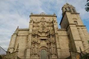 Real Basílica de Santa María la Mayor (Pontevedra)