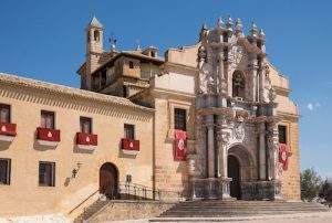 Real Basílica-Santuario de la Santísima y Vera Cruz (Caravaca de la Cruz)