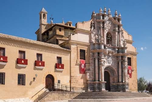 real basilica santuario de la santisima y vera cruz caravaca de la cruz 1