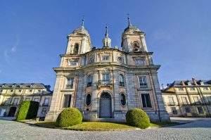 Real Colegiata de la Santísima Trinidad (Capilla Real) (San Ildefonso)