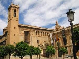 Real Colegio-Seminario de Corpus Christi o del Patriarca (Valencia)