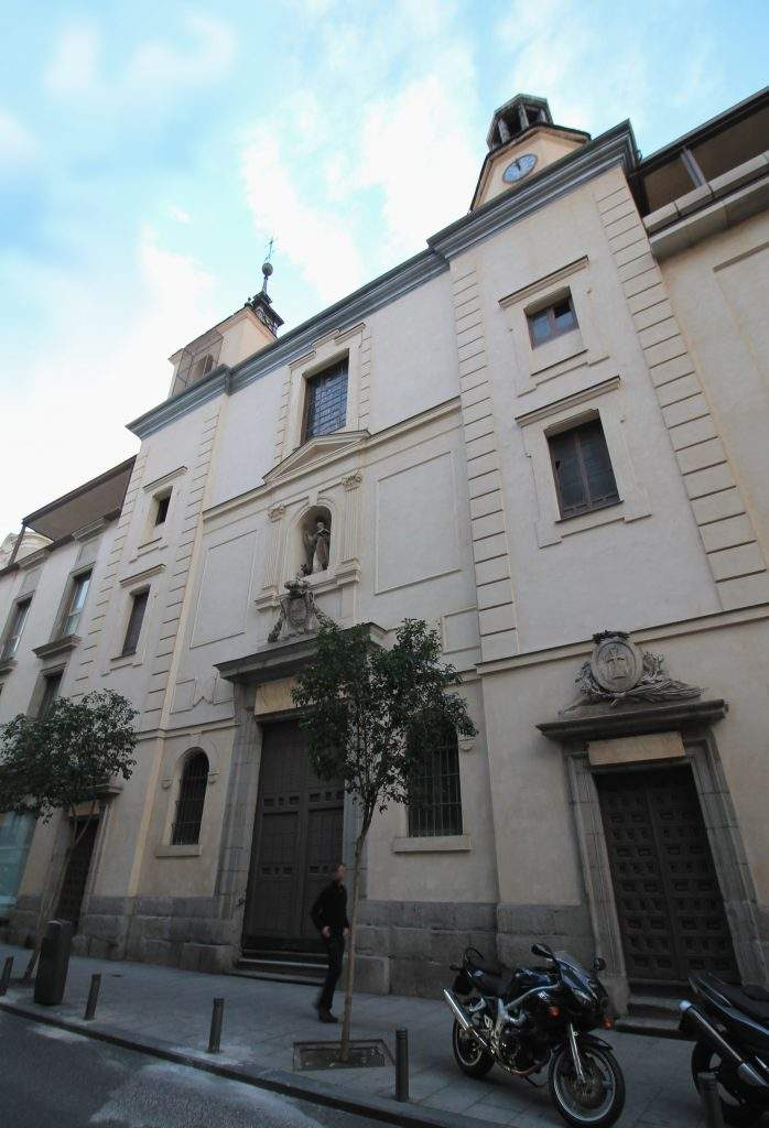 real iglesia de san anton madrid