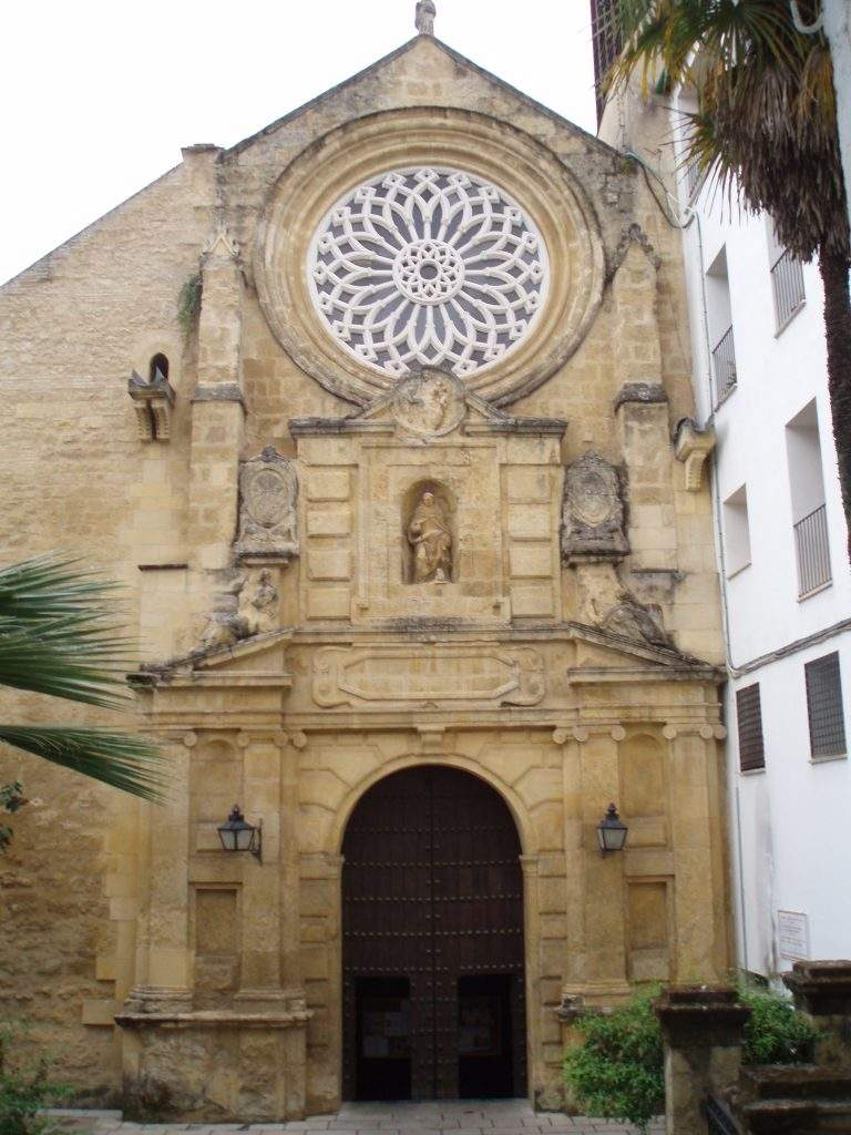real iglesia de san pablo cordoba