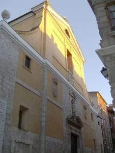 Real Iglesia Parroquial de San Miguel y San Julián (Valladolid)
