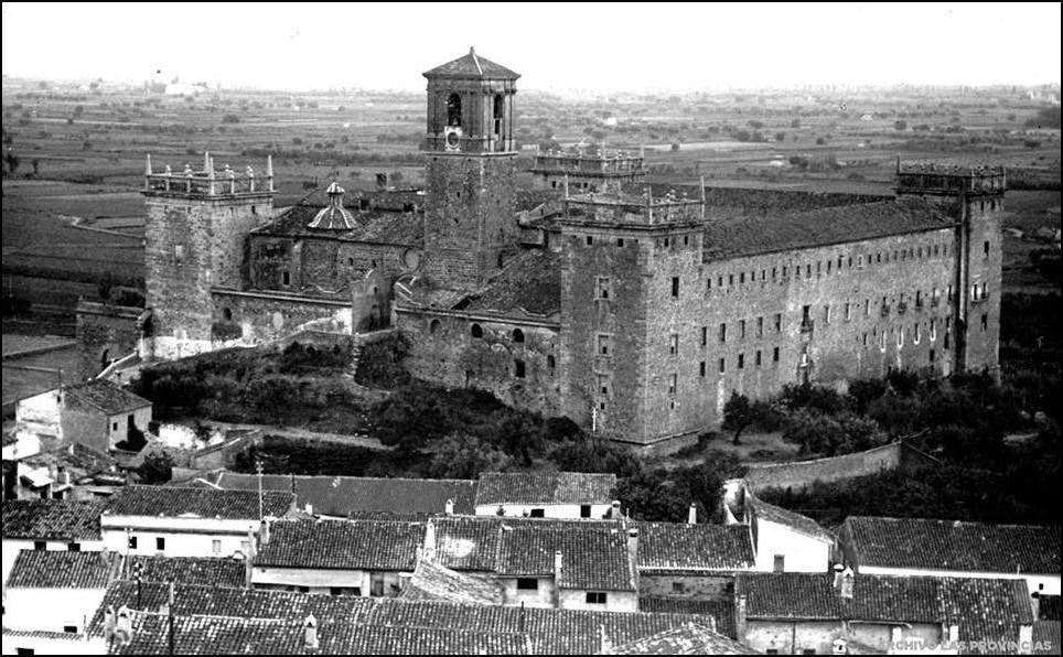 real monasterio de el puig de santa maria padres mercedarios el puig
