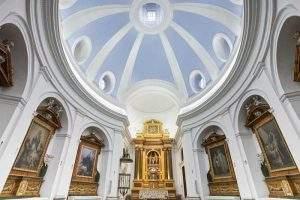 Real Monasterio de San Joaquín y Santa Ana (Madres Cistercienses) (Valladolid)