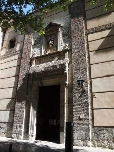 Real Monasterio de San Quirce y Santa Julita (Madres Cistercienses) (Valladolid)