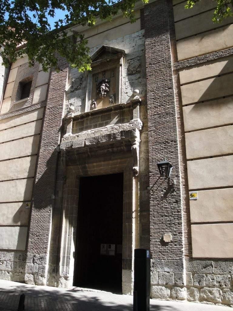 real monasterio de san quirce y santa julita madres cistercienses valladolid