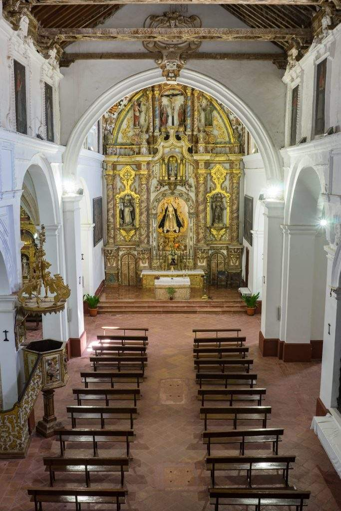 real monasterio de san zoilo antequera
