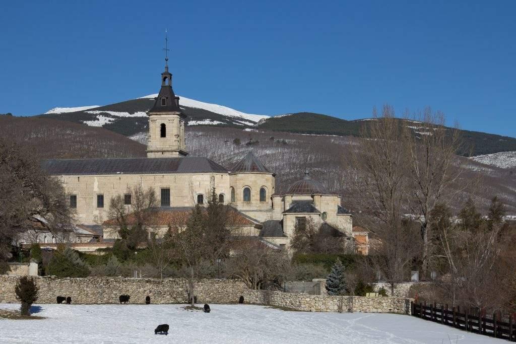 real monasterio de santa maria de el paular benedictinos el paular 1