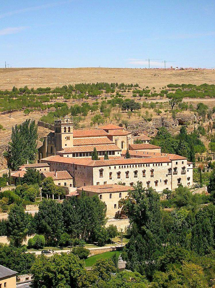 real monasterio de santa maria del parral jeronimos segovia