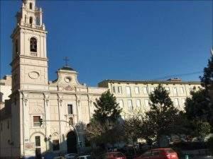Real Parroquia de El Salvador y Santa Mónica (Valencia)