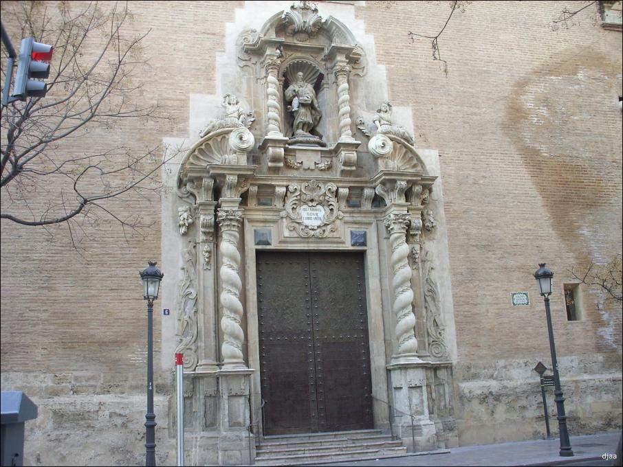 real parroquia de san andres valencia