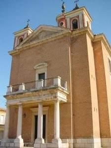 Real Parroquia de San Isidro (Aranjuez)