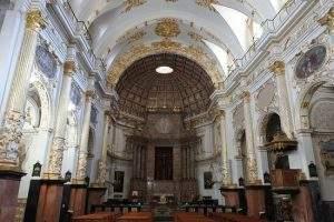 Real Parroquia de San Martín Obispo y San Antonio Abad (Valencia)