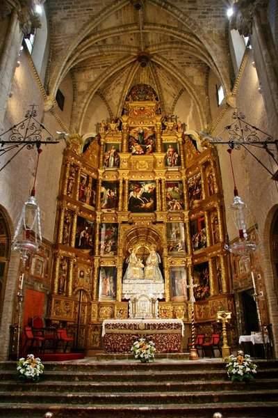 real parroquia de santa ana sevilla