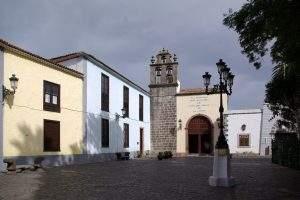 Real Santuario del Santísimo Cristo (San Miguel de las Victorias) (San Cristóbal de La Laguna)