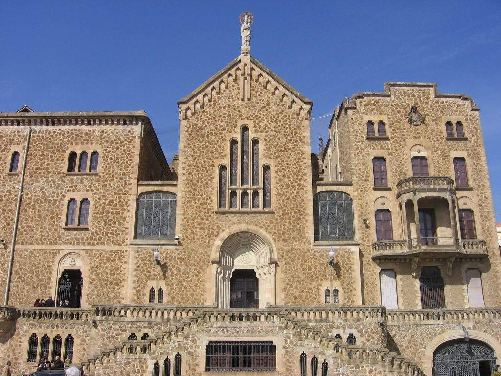 reial santuari de sant josep de la muntanya barcelona