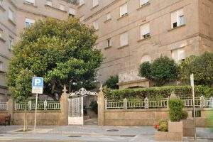 Residencia de Ancianos (Angélicas) (Vigo)