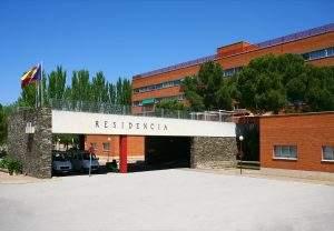 Residencia de Ancianos Francisco de Vitoria (Alcalá de Henares)