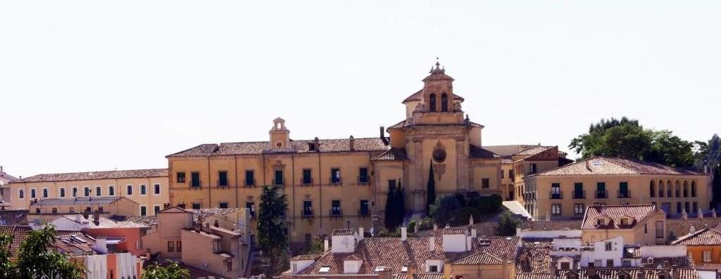 residencia de ancianos hospital de santiago cuenca
