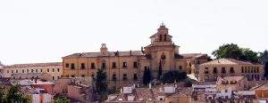 Residencia de Ancianos Hospital de Santiago (Cuenca)