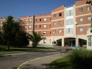 Residencia de Ancianos Parque Coimbra (Móstoles)