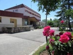 Residencia de Ancianos Santa María (Salas de los Infantes)