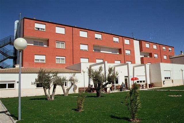 residencia de ancianos villa de sadaba sadaba