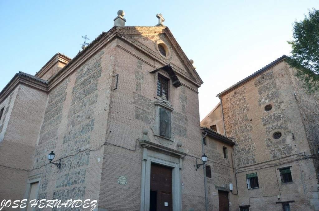 residencia de la compania de santa teresa de jesus toledo