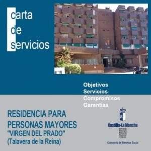 Residencia de Mayores de CLM (Talavera de la Reina)