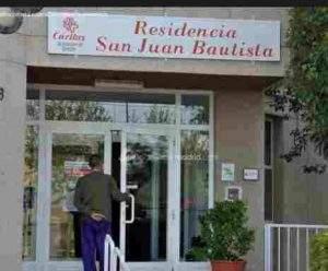 residencia de mayores san juan bautista colmenar de oreja 1