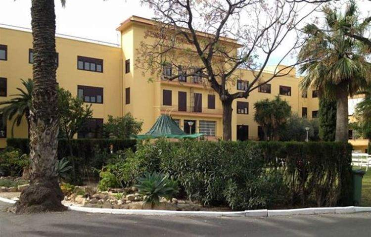 residencia de pensionistas ferroviarios sant joan dalacant