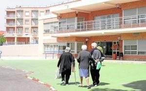 Residencia de Pensionistas (Urb. Mediterráneo) (Cartagena)