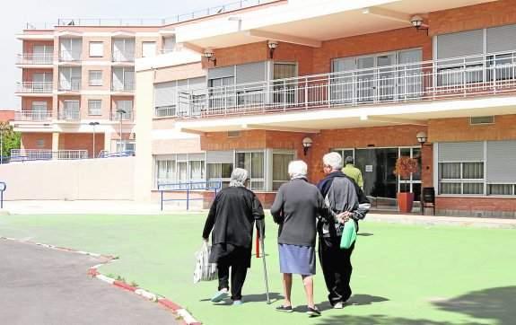 residencia de pensionistas urb mediterraneo cartagena