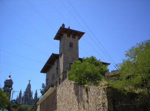 residencia geriatrica de nuestra senora de fatima del tibidabo barcelona