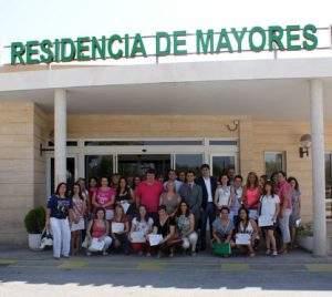 Residencia Los Álamos de Santa Gema (Albacete)