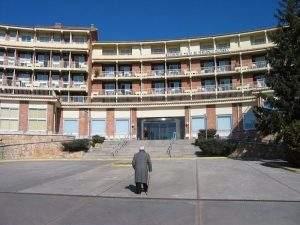 Residencia Mixta de Personas Mayores (Segovia)
