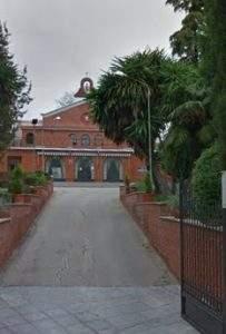 Residencia Nuestra Señora de los Desamparados (Martos)