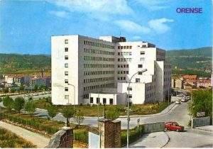 Residencia Sanitaria (Ourense)