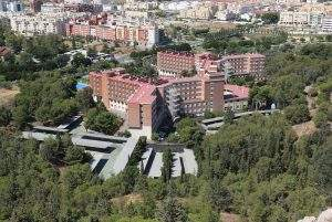Residencia Teniente General Castañón de Mena (Málaga)